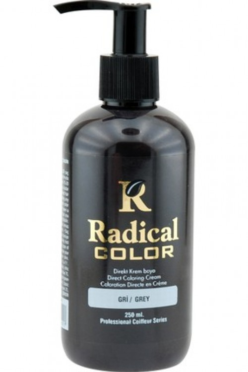 Radical Color Saç Boyası Gri