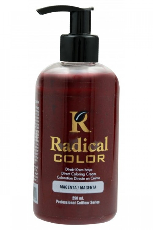 Radical Color Saç Boyası Magenta
