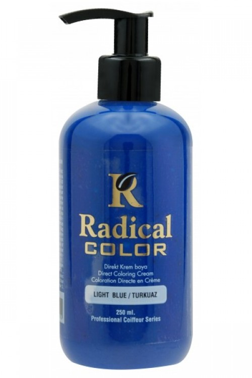 Radical Color Saç Boyası Turkuaz
