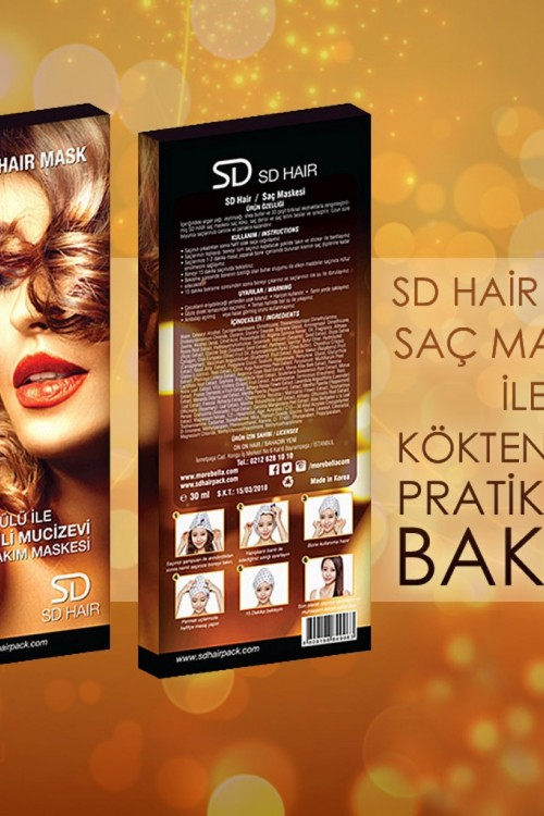 SD Hair Pack